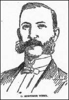 Charles Mortimer Wiske in 1890 from the Brooklyn Eagle online