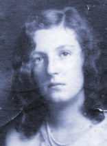 Jane Wiske at age 16 (family photo)