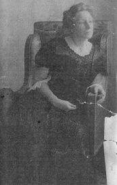 Amalie Neander Utz (family photograph)